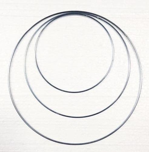 aro de metal para mandalas atrapasueños aros armazones 30cm