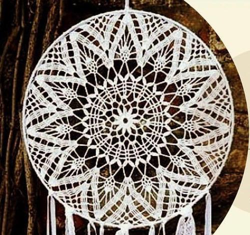 aro de metal para mandalas atrapasueños aros armazones 40cm