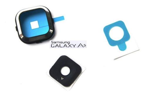 aro de proteção p/lente câmera samsung galaxy a5 a500/a500m