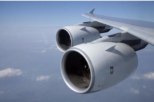 aro de turbina rolls royce boeing 747 jumbo