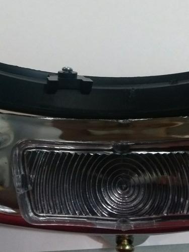 aro do farol do fusca ano 1963/1972 cromado