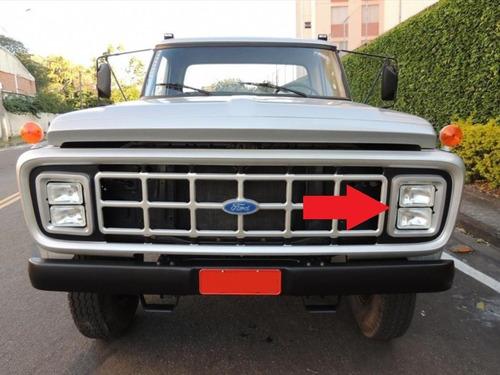 aro farol esquerdo caminhão f-600 f-11000 1986 a 92 original