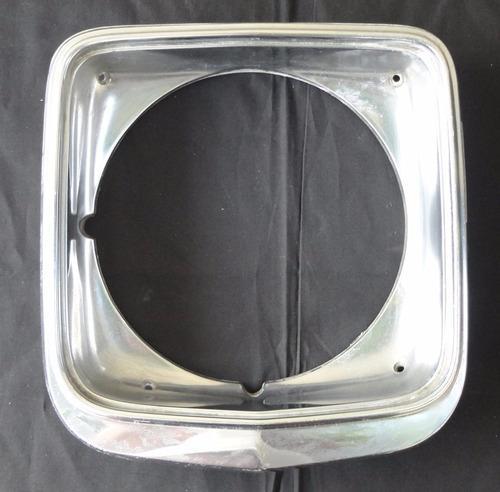 aro frontal parrilla chevrolet malibu 1976 izquierdo 10v