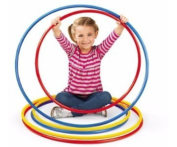aro hula gimnasia 80 cm mvg sport