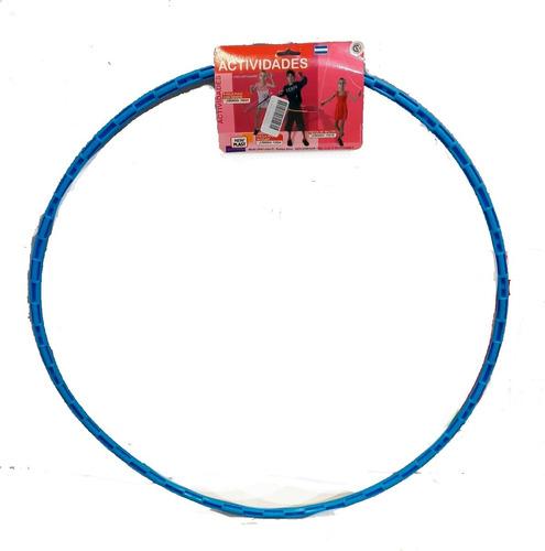 aro hula hula irrompible 60cm 10229 new plast gimnasia cadia
