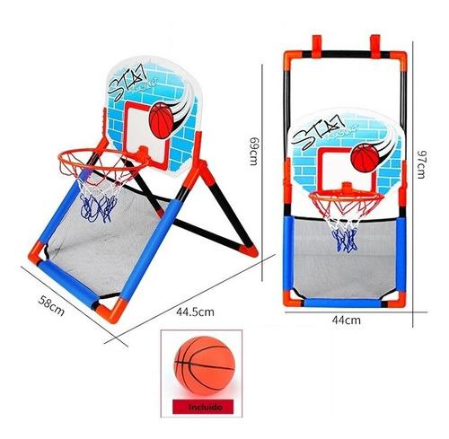 aro juego baloncesto