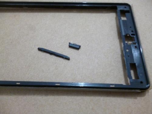 aro lg p880 moldura da carcaça  + botão power e volume origi