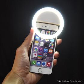 Aro Luz Para Selfie Celular Tablet Recargable Youtuber Insta