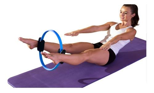 aro magico resistencia fitness yoga pilates gym casa fuerza