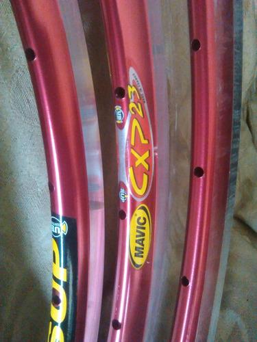 aro mavic bicicleta rin 700 o rin 29 / 36 huecos