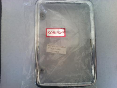 aro metálico de faro ax-100 / ax-115 suzuki oferta!!