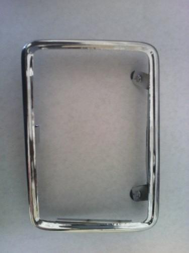 aro metalico de faro ax 100 / ax115 suzuki