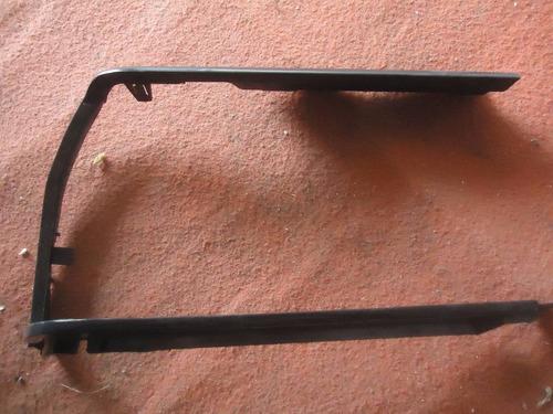 aro moldura farol cinza passat 79/86 esquerdo estoque antigo