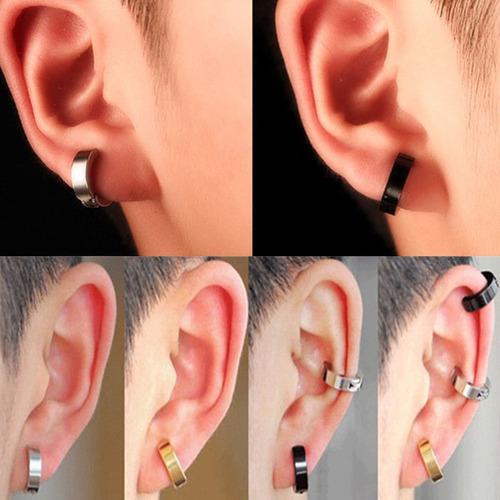 aro piercing clip falso (no necesita perforacion) unitario