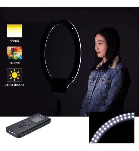 aro ring led yongnuo p/ estudio, video selfie, youtube
