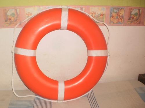 aro salvavidas jim buoy de 30 pulgadas para yate lancha