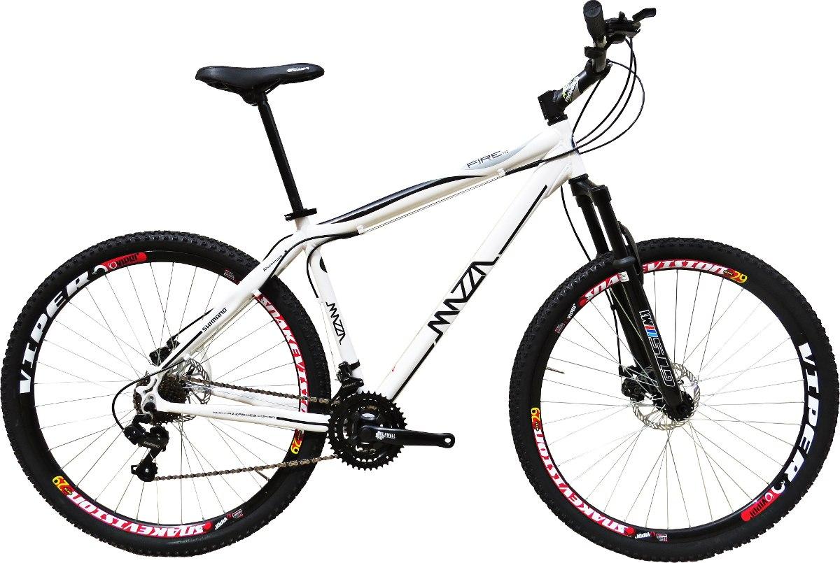 Carregando zoom... bicicleta mazza fire aro 29 shimano altus disco  hidraulico f9fbf3223f589