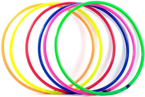 aro ula ula reforzado de color extra grande escolar (90cm)