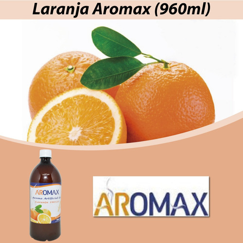 aroma artificial aromax 960ml original envio já