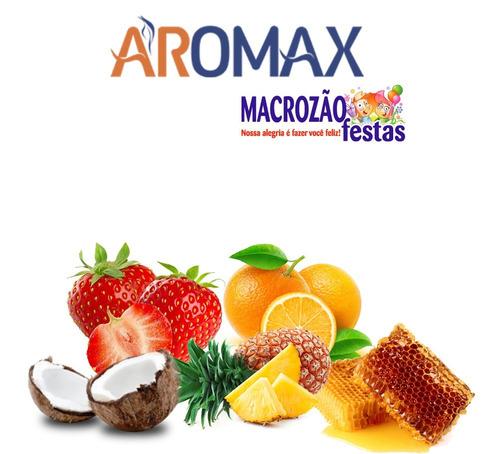 aroma artificial aromax 960ml original o mais vendido
