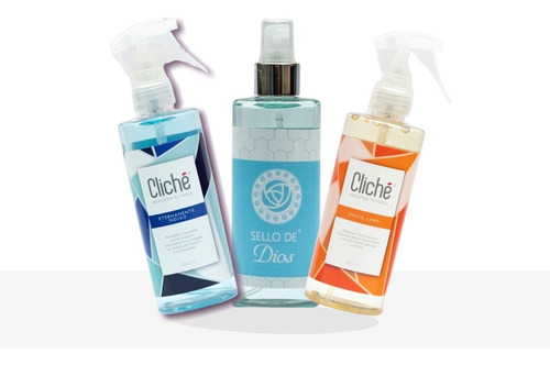 aroma textil set x 3 splash - unidad a $37967
