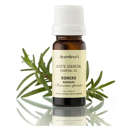aromaterapia aceites romero