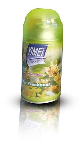aromatizador ambiental spray automatico diferentes olores