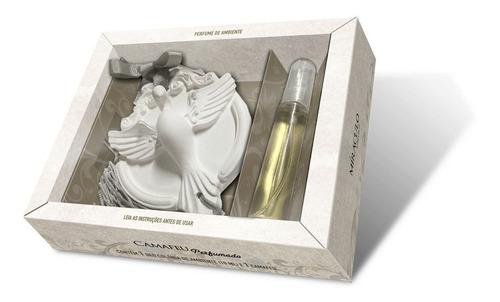 aromatizador camafeu perfumado divino espirito santo