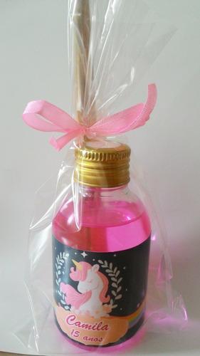 aromatizador de ambiente personalizado - 100 ml  (20 unid.)
