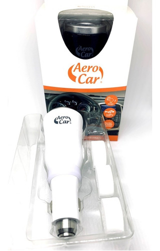 aromatizador de auto humificador recargable  cargador  perfu