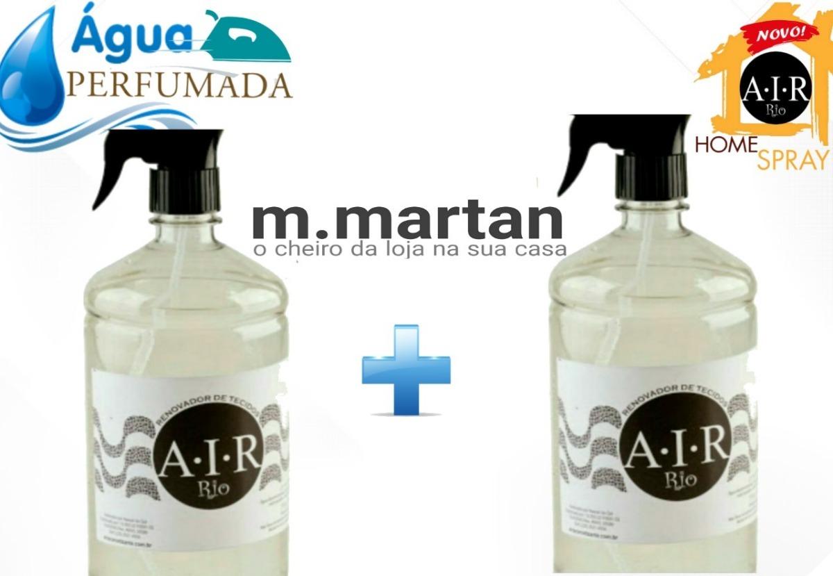 8f6bd86e9 Aromatizador Home Spray 1l + 1