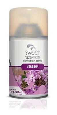 aromatizador sweet sensation x 12 unidades
