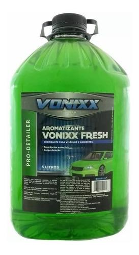 aromatizante cheirinho aroma odorizador vonixx fresh 5l