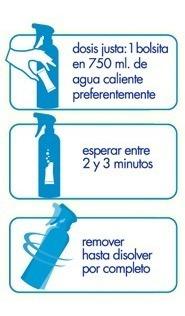 aromatizante citrico drop-it rinde 50 litros + botella