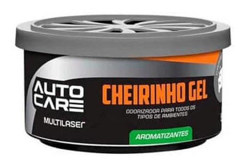 aromatizante  multilaser gel autocare au440  60g pote