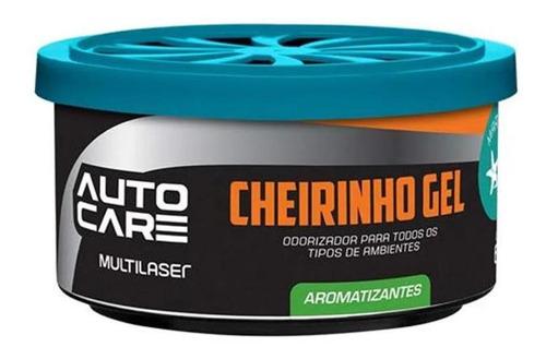 aromatizante multilaser gel autocare au441 marine