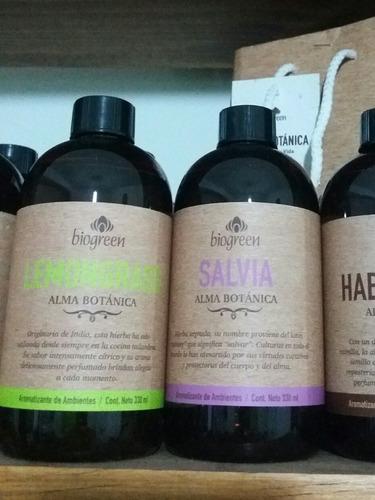 aromatizantes biogreen