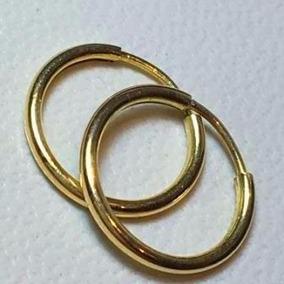 cfa4dcea0eee Aretes Para Nina De Oro 18k - Aros de Oro en Mercado Libre Argentina