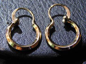 dad8a26f7a18 Aros De Oro 18 Kilates Antiguos Criollos - Joyas y Relojes en Mercado Libre  Argentina