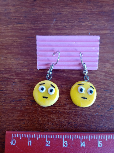 aros artesanales regalo reyes únicos! emojis sorpresa