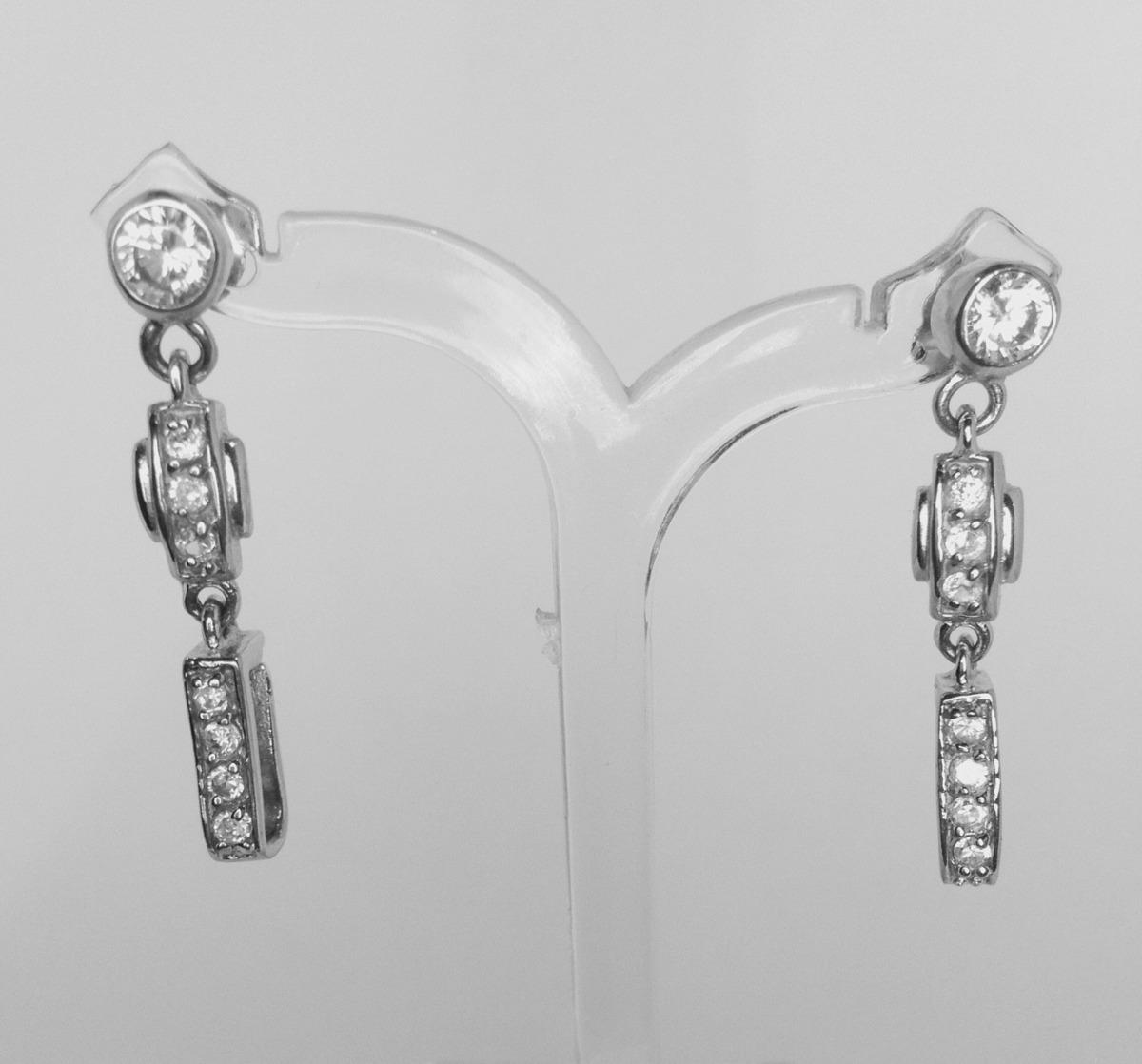 0a06df9cfd0e aros colgantes plata 925 con circones local barrio belgrano. Cargando zoom.