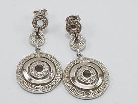 7528f3e56c0a Finos Aros Colgantes Plata 925 Y Circones - Joyas y Relojes en Mercado  Libre Argentina