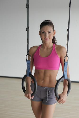 aros de gimnasia olímpica - the human trainer
