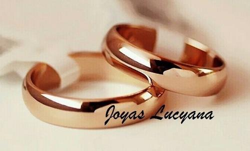 aros de matrimonio, compromiso. joyas lucyana. barranco