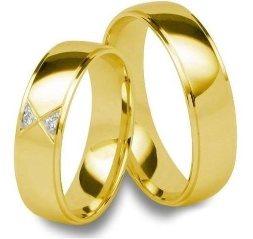 aros de matrimonio de oro 18k - aceptamos tarjeta visa