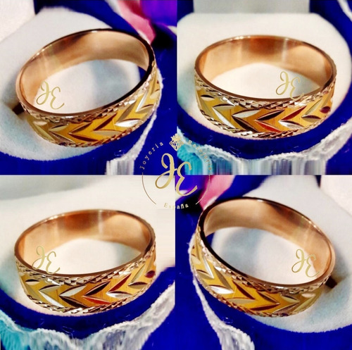 aros de matrimonio oro 18k diamantado alianzas am_19 jespaña