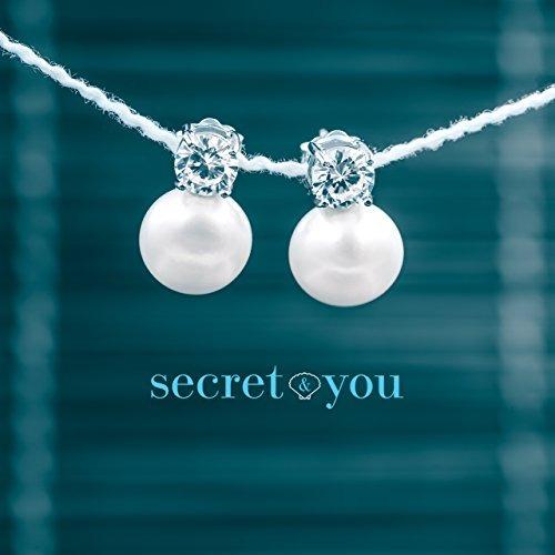 17f5d1ae5393 Aros De Mujer De Perlas Cultivadas De Agua Dulce Con -   7.953