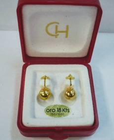 b59d74fef785 Aros De Oro 18k Para Dama - Joyas y Bijouterie en Mercado Libre ...