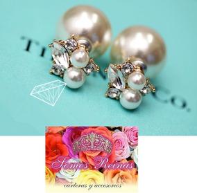 539735e254b3 Aros Perlas Dior en Mercado Libre Argentina