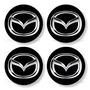 Tapacubos Personalizados Brillantes Mazda / Hubcaps